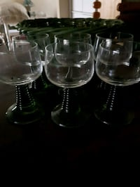 Wine glasses Belleville, K8N 4Y9