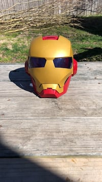 Iron Man Toy Helmet Virginia Beach, 23456