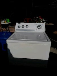 white top-load clothes washer Warner Robins, 31093