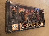 The lord of the rings action figure in box Whittier, 90602