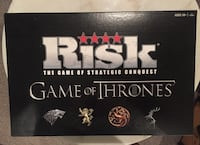 Risk Game of Thrones poster