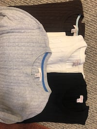 4 target sweaters Large and XL Alexandria, 22306