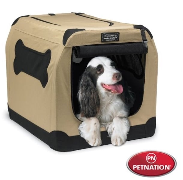 NEW Soft but rugged dog carrier- $98 NOW REDUCED TO $80!!! 92ad58b2-d81a-485f-816d-ee2b2afb782f