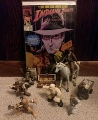 Indiana Jones Lot Alsip, 60803