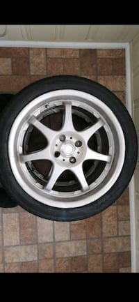 Good condition rims and tires for sale Annandale, 22003