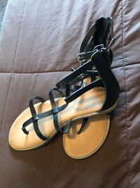 Size 8 gladiator sandals..new  Dos Palos, 93620