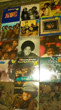 The Jackson 5 and Michael Jackson albums Summit, 60501