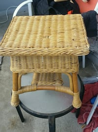 wicker stool Toronto, M2J 1A9