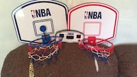 NBA basket ball hoops with point counter  Maple Ridge, V2X 1G2