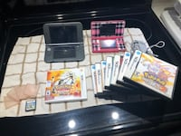 3DS, DSi, charger, and games bundle Surrey, V3R 4E9