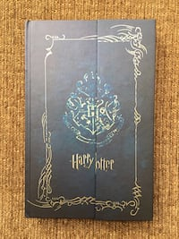 Harry Potter notebook/see below description-New -firm price Calgary, T3E 6L9