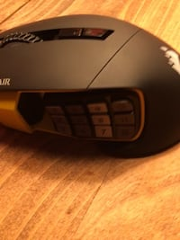 Corsair gaming mouse great for all games Surrey, V4A 5Z6