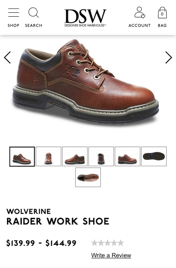 6fc827346b2 Shoes for work size 7 1/2