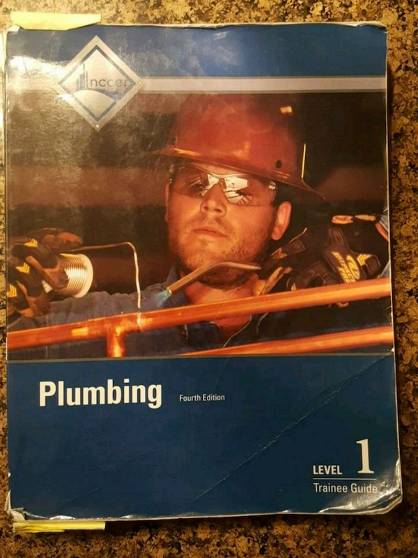 Plumbing book from George  brown