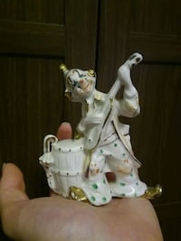 Beautiful porcelain clown collectible Fort Myers, 33912