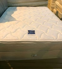 "Queen Serta ""Perfect Sleeper"" Mattress Set  Great  El Paso"