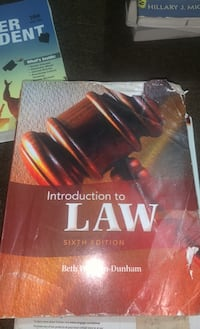 Introduction to Law Jackson, 39209
