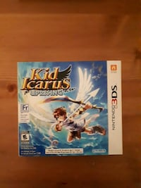 Kid icarus uprising  Vancouver