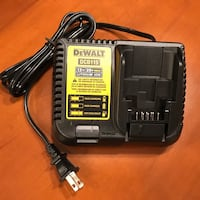 NEW DeWalt 20V Max Battery & Charger