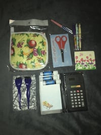 14 piece all brand new household items-$2 Hyattsville, 20784