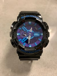 round black Casio G-Shock digital watch San Antonio, 78256