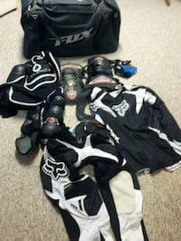 Miscellaneous Motocross gear  Winnipeg, R3J 1T2