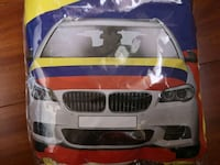 Colombia Beautiful looking car hood flags !    Mississauga, L5B 4M7