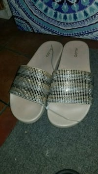 Nude diamond sandals  Brampton, L6S