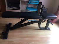 Banc de musculation inclinable Noisy-le-Grand, 93160