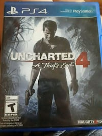 Uncharted 4 Thorold