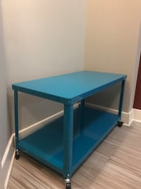 Brand New Wayfair Shelf/Coffee Table (Wheels) Washington, 20009