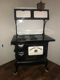 Country Charm cast iron electric stove Frederick, 21703