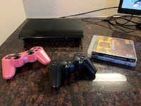 PlayStation 3 PS3 250GB with Monopoly and Street Fighter Ultra Cypress, 77433