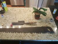 Old Crosscut saw