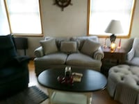 Four piece Living Room Set with coffee table. Dundalk, 21222