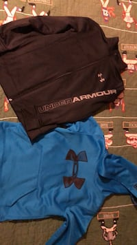 Under Armour jacket and hoodie, sz youth medium (YM) Plano, 75024