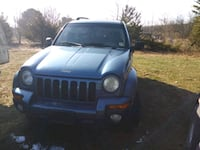 2004 Jeep Liberty Limited 4WD Winchester