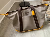 Coach gray bag Arlington, 22202