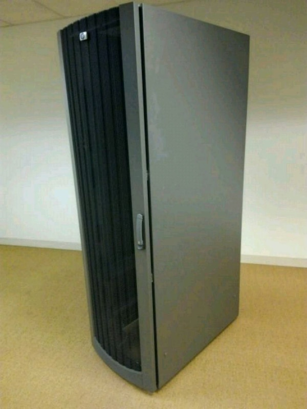 Data cabinet good condition.  ge