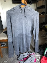Women's tight running hoodie  Independence, 64052