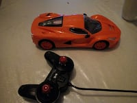 Orange Sport Auto mit Controller Berlin, 13409