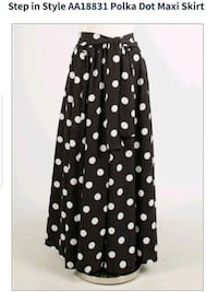 Black and white polka dots Sterling Heights, 48311