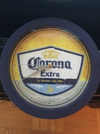 Corona Wall Clock-Collectors Edition! Great for the man cave!  Toronto, M3H 5W9