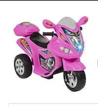 Kids 6v battery power trike. Best choice product Ranson, 25438