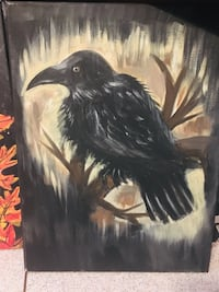 Macabre raven + autumn witch New Paltz, 12561
