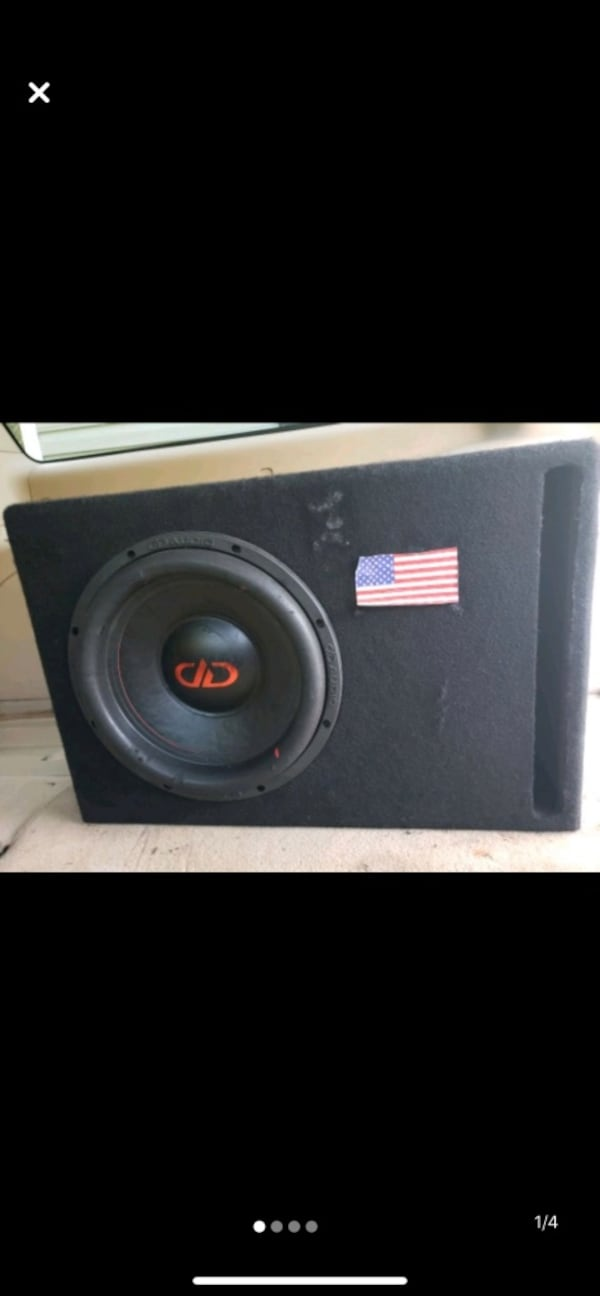 "Digital Design 12"" Subwoofer 027e3c94-9f83-4bc6-bdb6-24537e5b4e67"