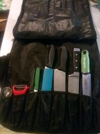 ☆.☆reduced today☆☆☆ Chef Knife set and a few accessories