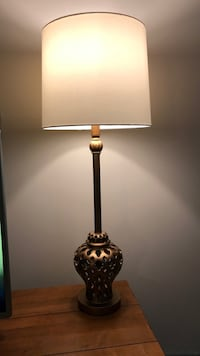 Set of TWO table lamps (only one pictured as lamps are identical) Dayton, 45402
