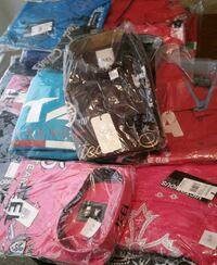 assorted color clothes in pack San Antonio, 78256