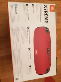 Jbl extreme new and unopened